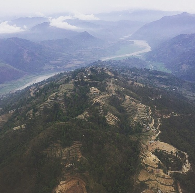 Sindhupalchok, Nepal, April 2015.